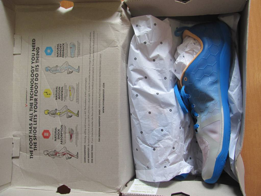 Кроссовки Vivobarefoot Evo Pure 44 размер для спортзала и бега - IMG_0723.JPG