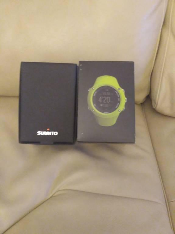 Продам Suunto - Часы для бега с пульсометром и GPS Ambit 3 Run - 1517772234642..jpg