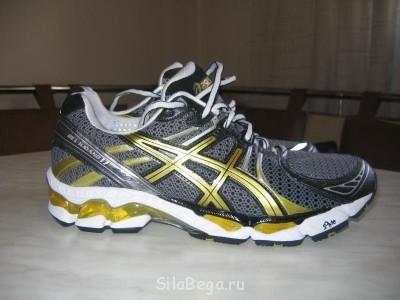 Продам беговые кроссовки ASICS GEL-Kayano 17 мужские - IMG_7914.JPG